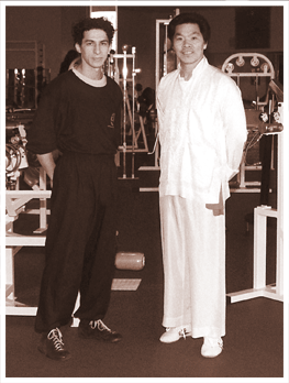 WIlliam Cheung et Didier beddar